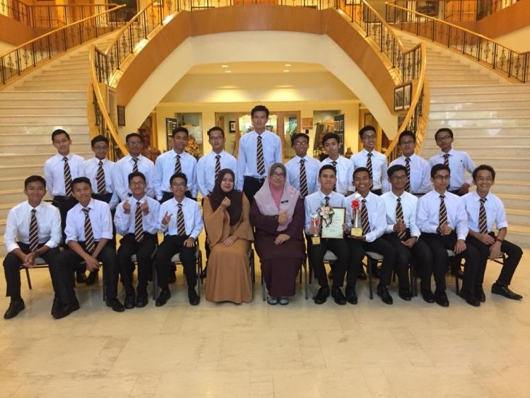 Pertandingan Literasi Maklumat Portal Sekolah Dato Abdul Razak