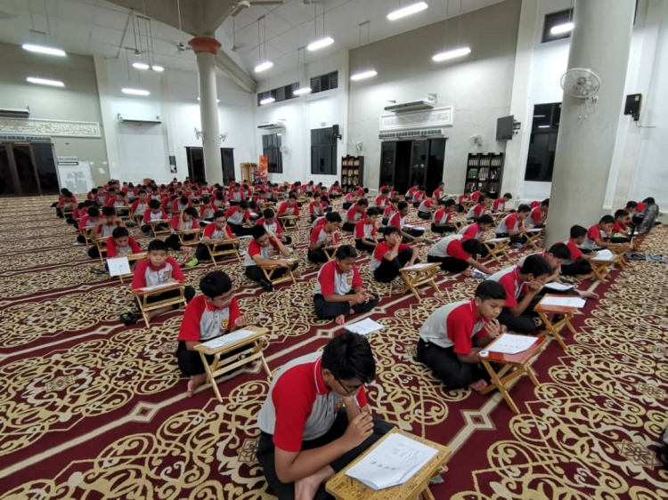 Portal Sekolah Dato Abdul Razak Berilmu Untuk Berjasa